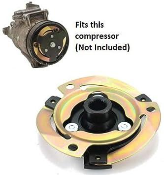 Compresor de aire acondicionado Reparación A/C DELPHI EMBRAGUE 5n0820803: Amazon.es: Coche y moto