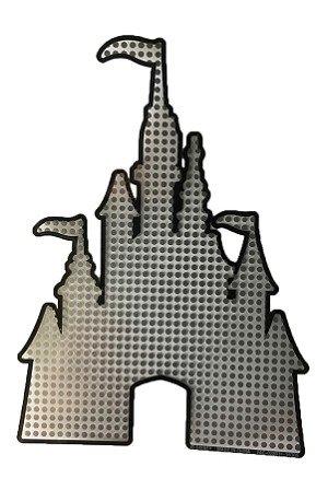 WDW Parks - Auto Decal - Cinderella Castle