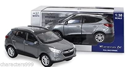 Amazon Com Hyundai Collection Miniature Car Toy 1 38 Diecast Car