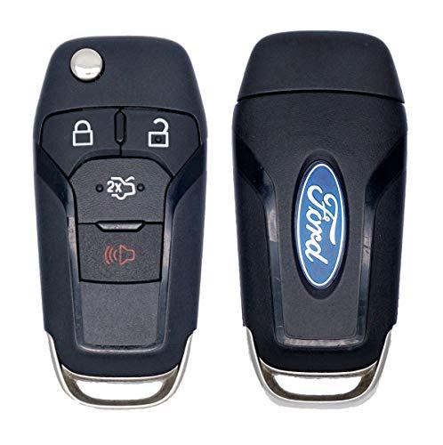 New Oem 4 Button 2013-2015 Ford Fusion Flipkey 164-R7986 N5f-A08taa