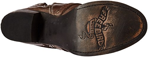 Freebird Women's Rodeo Western Boot Stone WXDk7