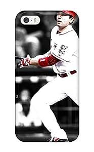 cincinnati reds MLB Sports & Colleges best iPhone 5/5s cases 8832117K773275829