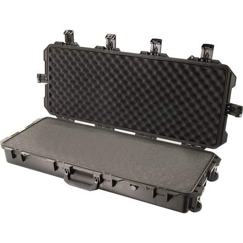 iM3100 Storm Case with Foam (Black) [並行輸入品] B07HH53QQP
