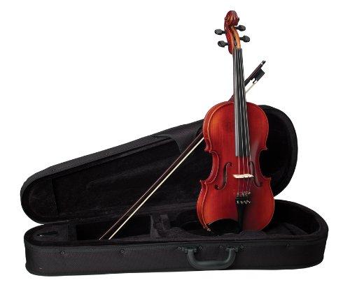 Becker, 4-String Viola - Acoustic, Red-brown satin