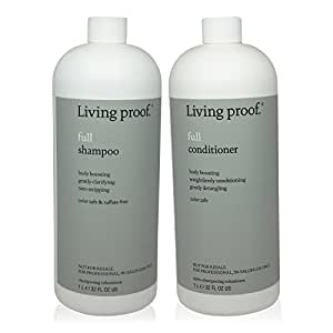 Living Proof Full Shampoo and Conditioner 1 Liter Each