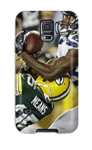 For DanRobertse Galaxy Protective Case, High Quality For Galaxy S5 Seattleeahawks Skin Case Cover