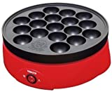 NEW Electric Japanese Takoyaki Pan Sop-650(r)