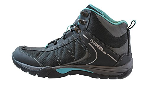 Image of Gander Mountain Women's Trail Climber Explorer, Black/Teal, 7