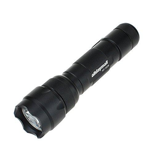 Alldaymall F-881 395-410nm UV Inspection LED Cat-Dog-Pet ...