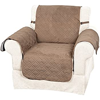 INNX Quilted Microfiber Suede Canine Sofa/Couch Covers For Dogs, Cats Pet  Nonslip Chair
