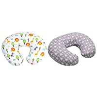 SALE - MyTickles Nursing Pillow and Positioner (With TWO Slipcovers), Positio...