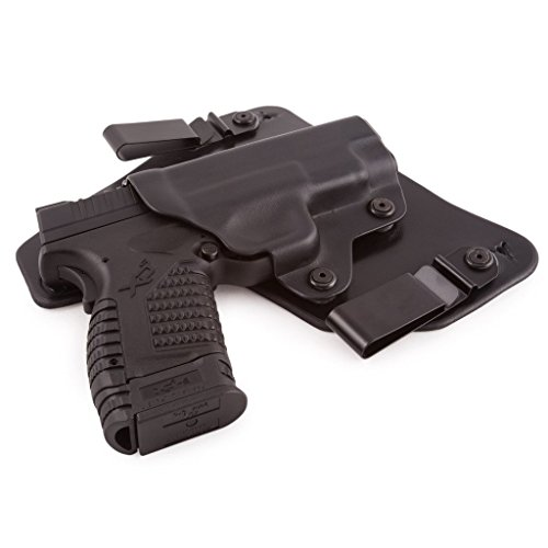 Glock 30S IWB Hybrid Holster with Adjustable Retention and ...