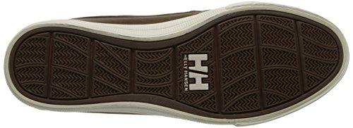 Helly Hansen Framnes, Hombre Zapatillas de deporte Marrón / Blanco