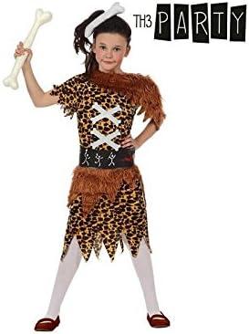 Disfraz para Niños Th3 Party Niña cavernícola: Amazon.es: Ropa y ...