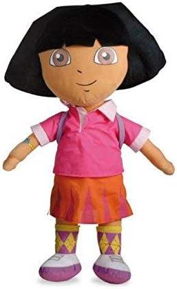 Nickelodeon Peluche Dora Exploradora Con Mochila 34 Centimetros ...