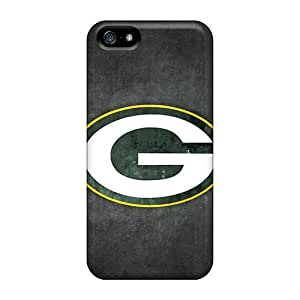 Snap-on Green Bay Packers 6 Case Cover Skin Compatible With Iphone 5/5s