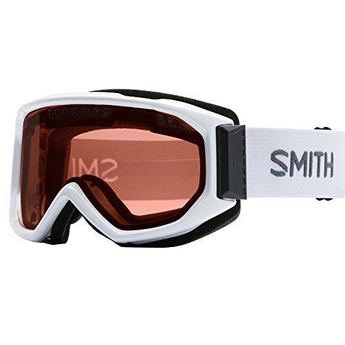 (Smith Optics Adult Scope Snow Goggles White Frame/RC36)