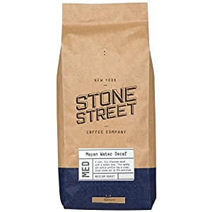 MAYAN DECAF SWISS WATER PROCESS Ground Coffee | 2 LB Bag | Chemical Free Decaffeination | 100% Rain Forest Alliance RFA Certified | Central American Origin |Medium Roast