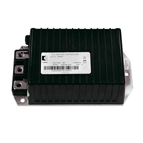GolfRama EZGO Curtis TXT 48V, 48 Volt Controller 1206hb-5201 TXT 48, 2010 and up, 612632