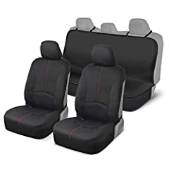 The Protective Easy Fit seat covers, made of premium Nylon along with non-fading character patch, is soft to the touch and built to last. Engineered to endure rough handling and at the same time give maximum comfort. Designed for Simple Insta...