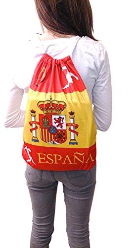 Rucksack Spanien
