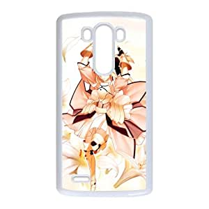 Pink Pretty Fate night PatternCustom Case Cover for LG G3