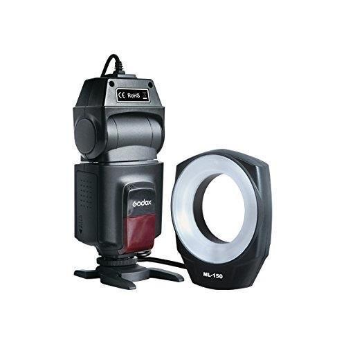 Godox ML-150 Macro Ring Flash for Canon