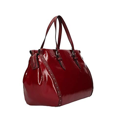 Bordeaux Tu Shopper Jeans 9y099999 75b00537 Trussardi Mujer pnC1vqxw