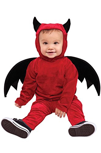 Lil Devil Costume - Infant Large (Baby Devil Costume)