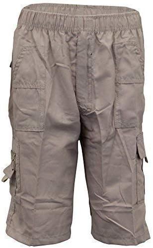 Sport Fashion Boys Shorts ZH153 Stone
