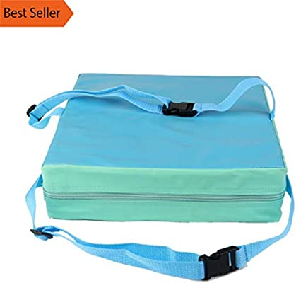 Baby Booster Seat Cushion Kids Dining Chair Cover Children Highchair Pad Seats