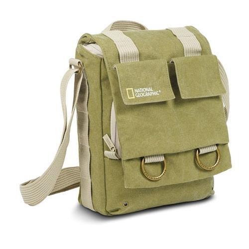 National Geographic NG 2300 Earth Explorer Slim Shoulder - National Bag Shoulder Geographic