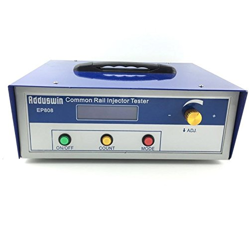 EP808 Diesel Common rail injector tester + S60H fuel nozzle validator tool