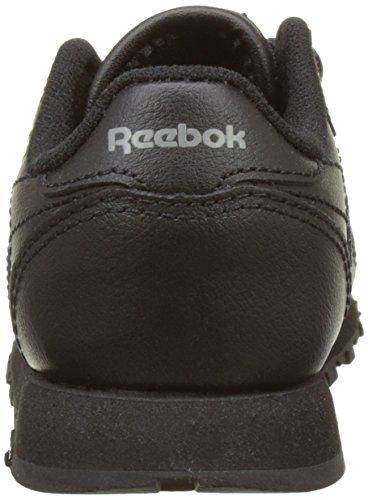 Reebok Classic Leather, Zapatillas de Trail Running para Niños Negro (Black / 1)