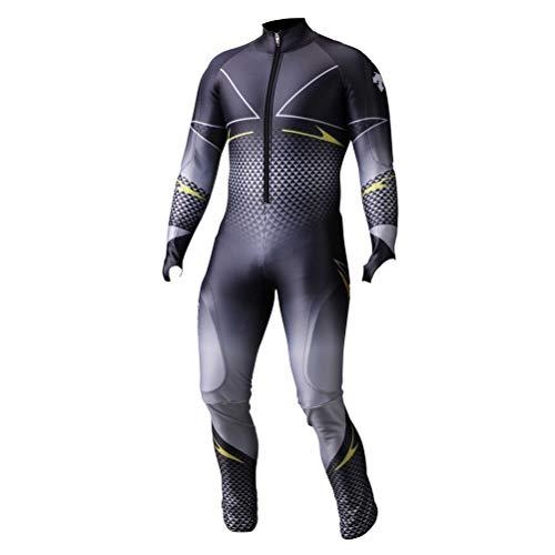 DESCENTE Power GS Race Suit - Medium/Bkrp ()
