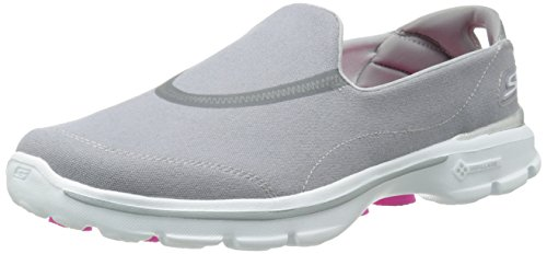 Lite Gray 3 Slip Skechers Go Performance Shoe On Spring Walk Walking Womens nqxUqPwaY