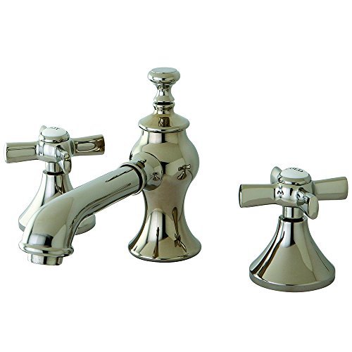 Kingston Brass KS7066ZX French Country W - Polished Nickel Ships Shopping Results