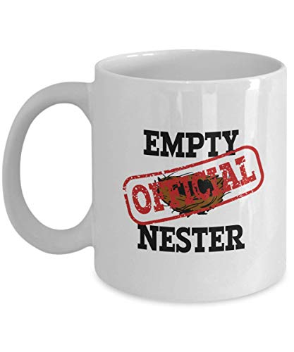 Empty Nester Gift Coffee Mug ()