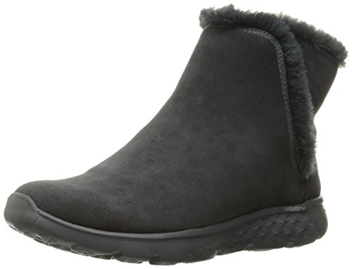 Skechers Performance Damen On The Go 400 Blaze Winterstiefel Holzkohle
