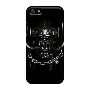 Defender Case For Iphone 5/5s, Motorhead Pattern by runtopwell
