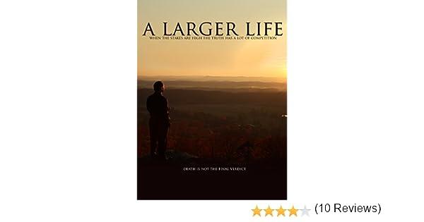 amazoncom a larger life michael alan julieann andrews steve baldwin bill lundy