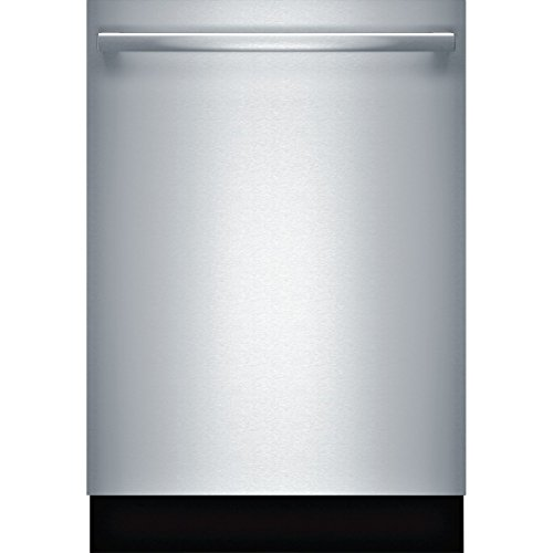 Bosch SHXN8U55UC Dishwasher Operation Stainless