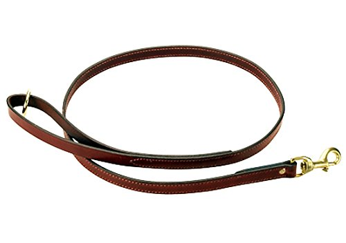 Mendota Products Leather Chestnut 4 Inch