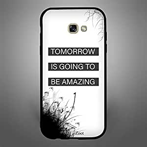 Samsung Galaxy A7 2017 Tomorrow is Going to be Amazing