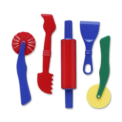 Price comparison product image Dough Tools - 5 Piece Assortment