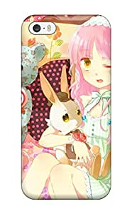 8362726K375260134 monster hunter anime Anime Pop Culture Hard Plastic iPhone 5/5s cases