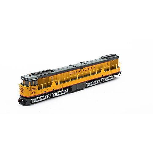 Athearn ATHG41058 HO U50, w/DCC & Sound UP (Athearn Ho Locomotives)