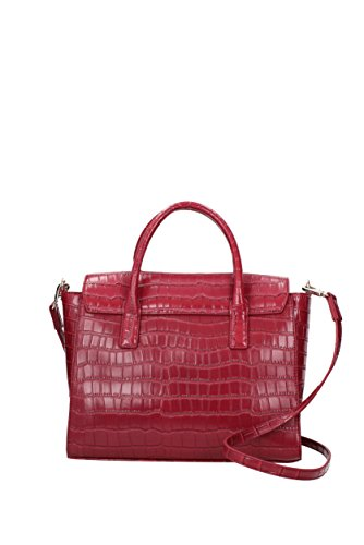 versace jeans borsa a mano red cocco