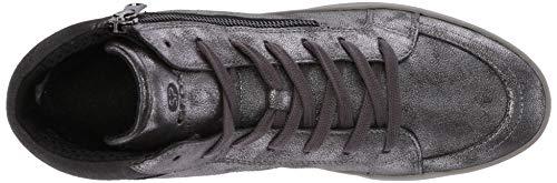 D826ha Scarpe Sneaker Prl Blomiee In pr sy D Geox c9004 Grigia Pelle sue Donna 0pvaf sy qRTx1rqO