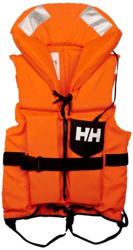 Helly Hansen Navigare Comfort Life Jacket - Fluororang, Size 60/90